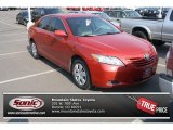 2008 Barcelona Red Metallic Toyota Camry LE V6 #69403885