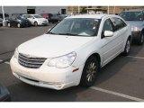2007 Chrysler Sebring Stone White