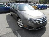 2011 Sterling Grey Metallic Ford Fusion SE V6 #69404172