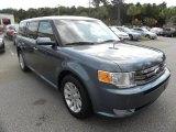 2010 Steel Blue Metallic Ford Flex SEL #69404171
