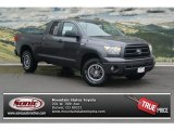 2012 Magnetic Gray Metallic Toyota Tundra TRD Rock Warrior Double Cab 4x4 #69403871