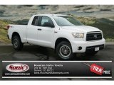 2012 Super White Toyota Tundra TRD Rock Warrior Double Cab 4x4 #69403869