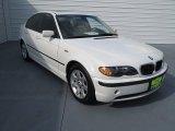 2004 Alpine White BMW 3 Series 325i Sedan #69404149