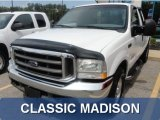 2004 Oxford White Ford F250 Super Duty XLT SuperCab #69404408