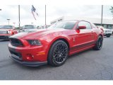 2013 Ford Mustang Shelby GT500 SVT Performance Package Coupe Data, Info and Specs