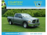 2012 Mineral Gray Metallic Dodge Ram 1500 SLT Quad Cab #69404381