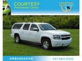 2011 Summit White Chevrolet Suburban LT #69404378