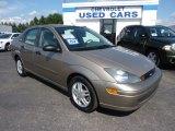 2003 Arizona Beige Metallic Ford Focus SE Sedan #69461585