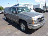 2007 Graystone Metallic Chevrolet Silverado 1500 Classic LT Crew Cab 4x4 #69461584