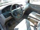 2002 Honda Odyssey Interiors