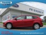 2012 Red Candy Metallic Ford Focus SE 5-Door #69460856