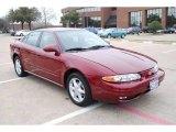 2000 Ruby Red Oldsmobile Alero GL Sedan #6900650