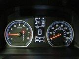 2009 Honda CR-V EX 4WD Gauges