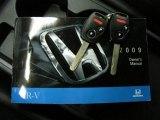 2009 Honda CR-V EX 4WD Keys