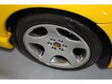 Dodge Viper 2001 Wheels and Tires
