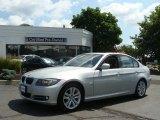 2009 Titanium Silver Metallic BMW 3 Series 335xi Sedan #69460802