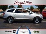2008 Platinum Metallic Buick Enclave CXL AWD #69461446