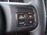 2011 Jeep Wrangler Sport S 4x4 Controls