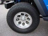 2011 Jeep Wrangler Sport S 4x4 Custom Wheels