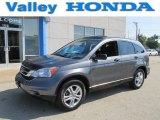 2010 Polished Metal Metallic Honda CR-V EX AWD #69460732