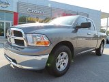 2012 Mineral Gray Metallic Dodge Ram 1500 SLT Quad Cab #69461095