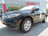 2012 Super Black Nissan Murano SL #69461084