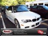 2004 Alpine White BMW 3 Series 330i Convertible #69460712