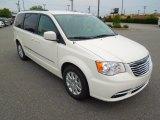 2013 Chrysler Town & Country Stone White