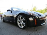 2004 Super Black Nissan 350Z Touring Roadster #69461073