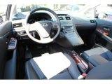 2011 Lexus HS Interiors
