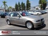 2009 Platinum Bronze Metallic BMW 3 Series 328i Sedan #69461032