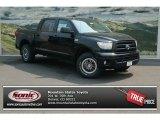 2012 Black Toyota Tundra TRD Rock Warrior CrewMax 4x4 #69460663