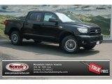 2012 Black Toyota Tundra TRD Rock Warrior CrewMax 4x4 #69460662