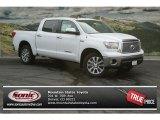 2012 Super White Toyota Tundra Platinum CrewMax 4x4 #69460659
