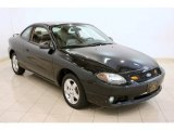 2003 Black Ford Escort ZX2 Coupe #69461336