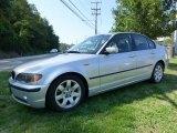 2005 Titanium Silver Metallic BMW 3 Series 325i Sedan #69460979