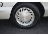 Lincoln Continental 1997 Wheels and Tires