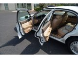 1997 Lincoln Continental Interiors