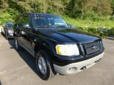 2001 Black Ford Explorer Sport 4x4 #69460964