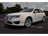 2011 White Suede Ford Fusion SE V6 #69461270