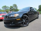2006 Jet Black BMW 3 Series 325i Coupe #69524260