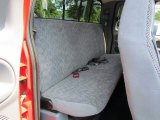 1999 Dodge Ram 1500 Sport Extended Cab 4x4 Rear Seat