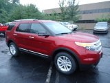 2013 Ruby Red Metallic Ford Explorer XLT 4WD #69523520