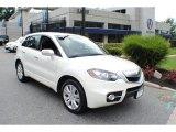 2010 White Diamond Pearl Acura RDX SH-AWD #69523508