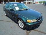 2002 Oxford Green Metallic BMW 3 Series 330i Sedan #69523876