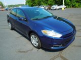 2013 True Blue Pearl Coat Dodge Dart SE #69523869