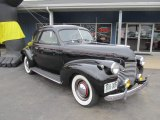 1940 Chevrolet Master Deluxe Business Coupe Data, Info and Specs