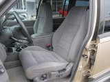 2000 Ford Explorer XLT 4x4 Medium Graphite Interior