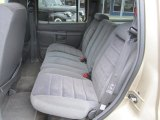 2000 Ford Explorer XLT 4x4 Rear Seat