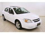 2007 Summit White Chevrolet Cobalt LS Sedan #69523857